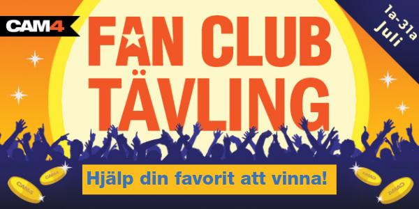 Deltagarna i FanClub-tävlingen!